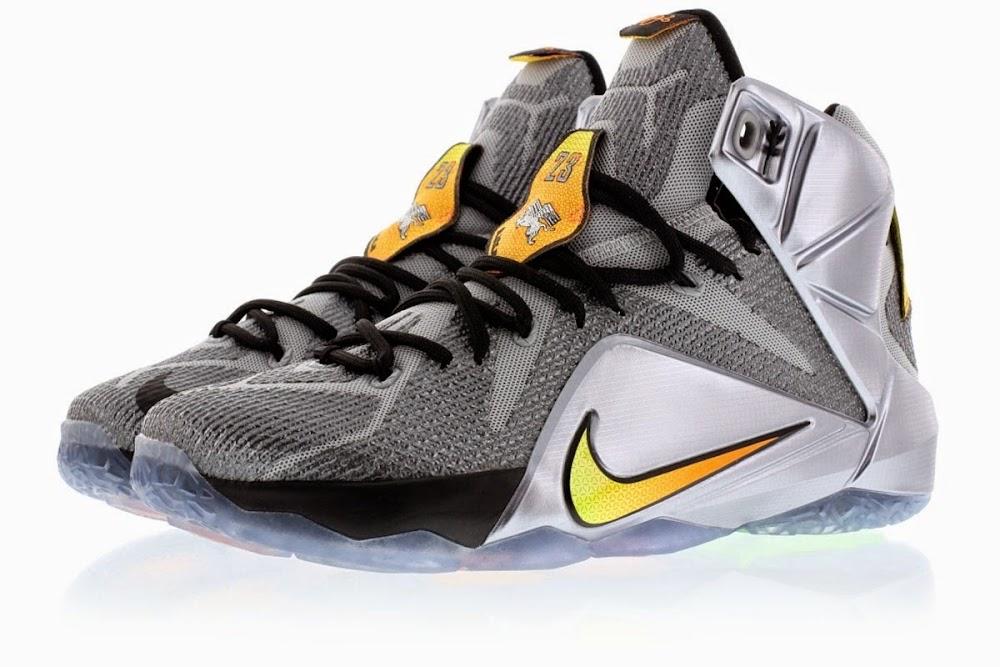 fe37c5cb6da Release Reminder Nike LeBron XII 12 8220Flight8221 Release Reminder Nike  LeBron XII 12 8220Flight8221 ...