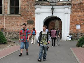 Weekend w Uniejowie - maj 2011 - Zamek