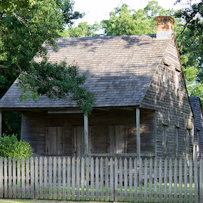 Old boarded up house by Mike Zegelien - Buildings & Architecture Public & Historical ( old house, cabin, wood, historical, house )