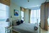 sea view beachfront apartment in jomtien beach     to rent in Jomtien Pattaya