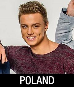POLAND - Rafał Jonkisz
