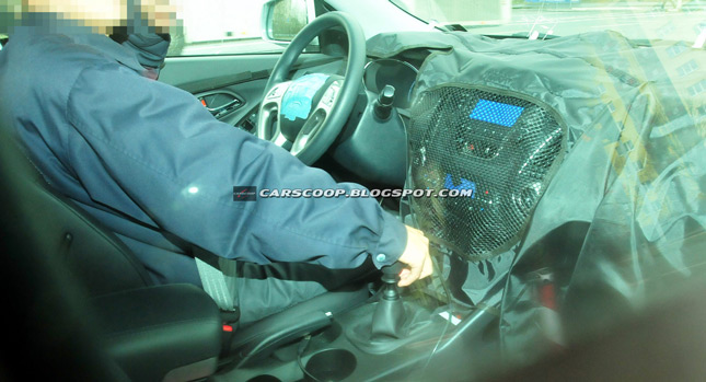Scoop: 2014 Hyundai ix35 aka the Tucson Pictured Inside and Out