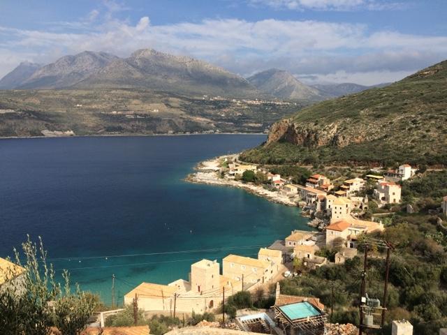 Overlanding Greece: Mani Peninsula (Peloponnese)