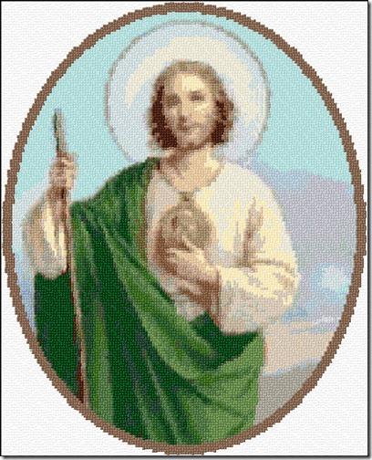 St. Jude Thaddaeus.scc-1655-O-Free-Design