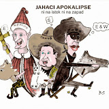 Boban Stanojević (Australia) - Jahači Apokalipse / Riders of the Apocalypse - Mini Gallery #26 (1)