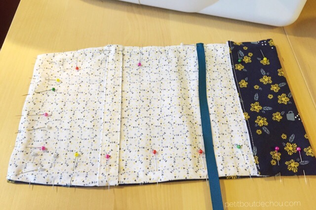Adjustable Book Cover Pattern : Diy japanese style adjustable book cover petit bout de chou