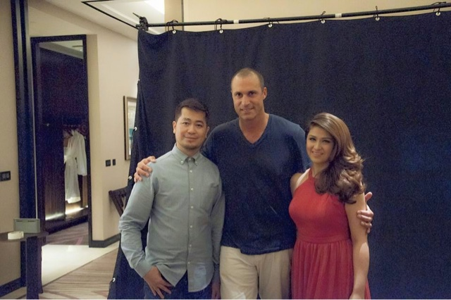 Up For Something Beautiful with Nigel Barker and ATC Healthcare