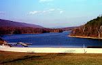 Rocky Gap State Park, Western Maryland, near Cumberland.