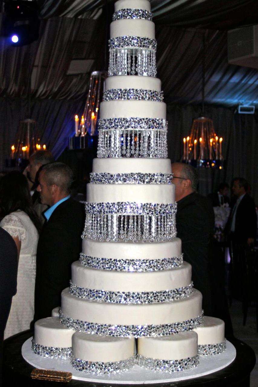 About 90  of the cake is