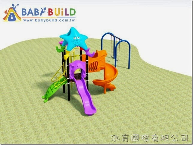 BabyBuild 私人庭院遊具規劃