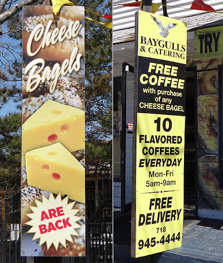 Cheese bagels are back in Broad Channel