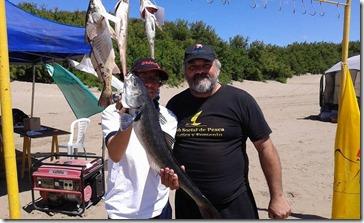Las pesca, el atractivo número uno de una gran fiesta popular