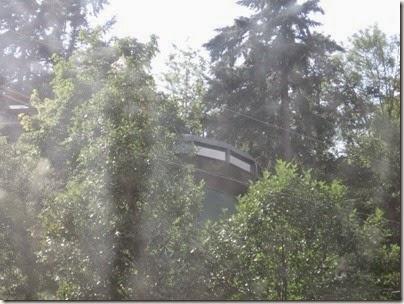 IMG_3168 UFO House along the Willamette Shore Trolley Line in Portland, Oregon on August 31, 2008
