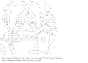 [AA]Nakiri Erina Reading (Food Wars!: Shokugeki no Soma)