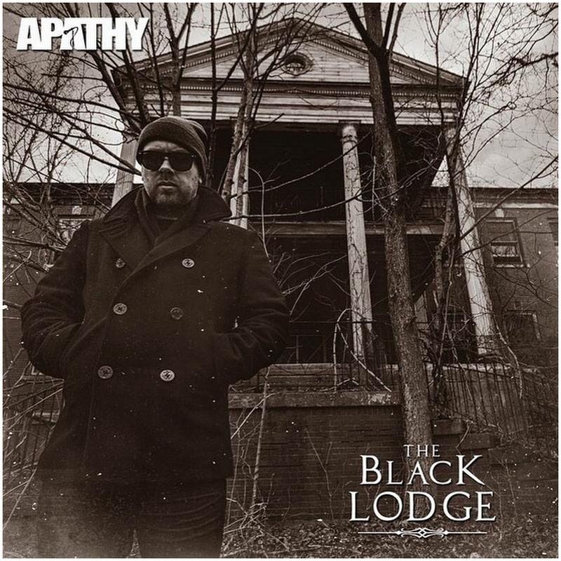 DE AFARĂ: Apathy - The Black Lodge (2015)
