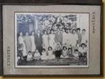 Foto keluarga jadul - zoom