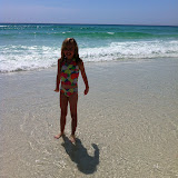 Playing on the beach in Destin FL 03182012k