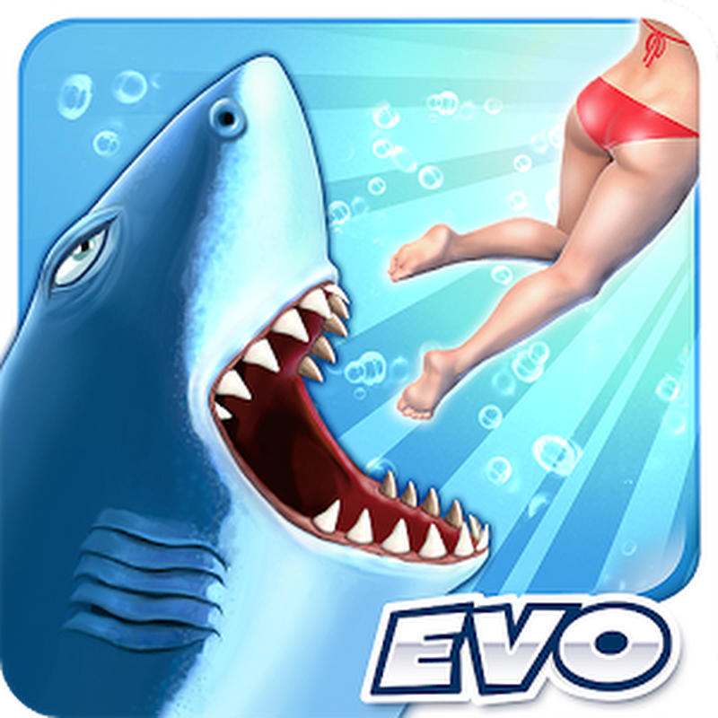 Hungry Shark Evolution v3.3.0 (Unlimited Money/Diamonds)