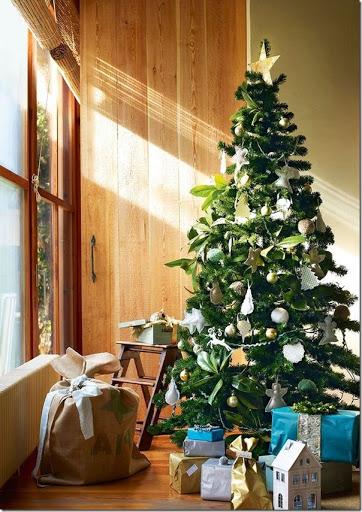 Super 8 idee per decorare l'albero di Natale - Case e Interni XY57
