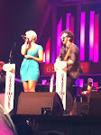 A show we saw at the Grand Ole Opry (Steel Magnolia performing) in Nashville TN 07252012-05