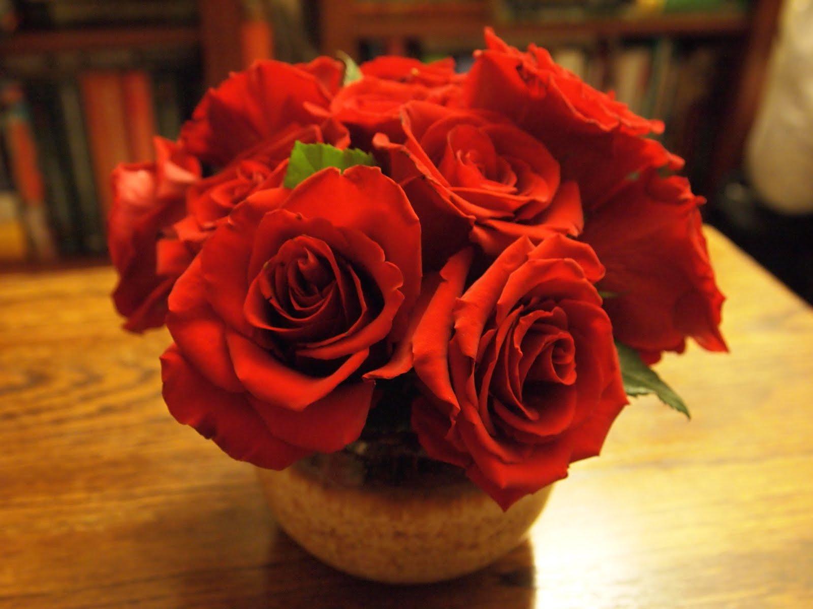 1st Wedding Anniversary Roses