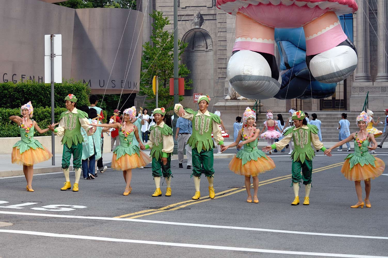 Royal sweet Wedding Parade3 of USJ Photo web new