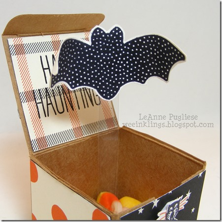 LeAnne Pugliese WeeInklings Surprise Halloween Boo Box Opened