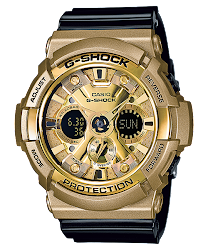 Casio G-Shock : GA-200GD-9B2