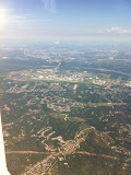 Our flight home from Branson MO to Monticello IL 08292012-05