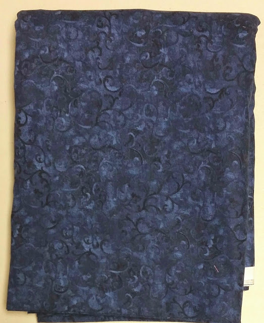 A Quilter's Folly - Background for Zodiac Star