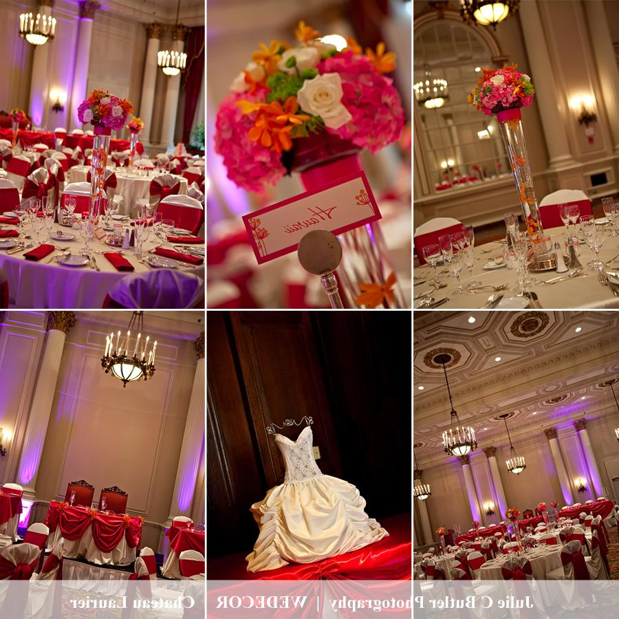 pictures of wedding decor