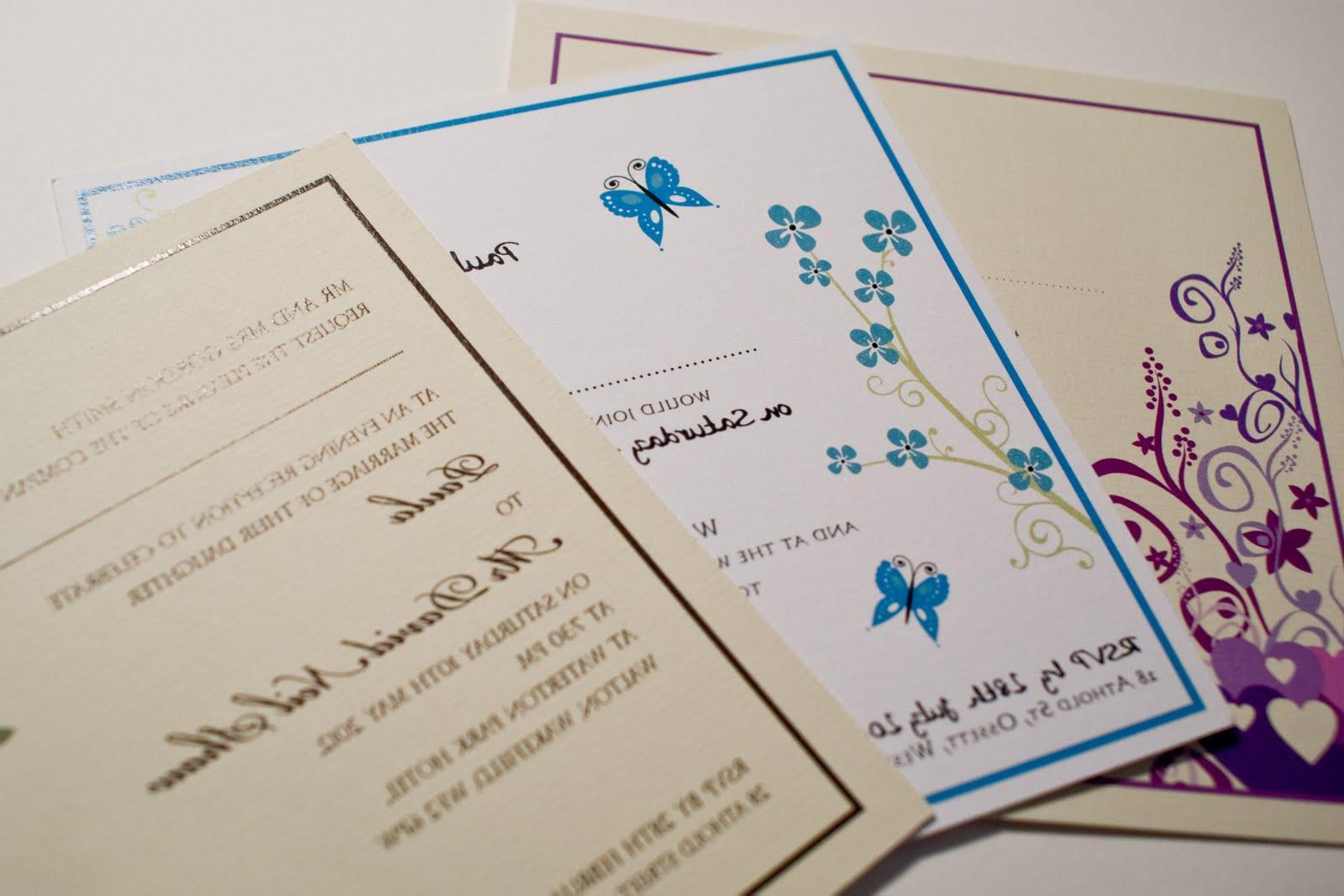 Niecey\'s blog: hippie wedding invitations