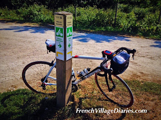 French Village Diaries Cycling Charente-Maritime France Rives de Boutonne