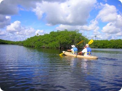 Loxahatchee River kayak tour