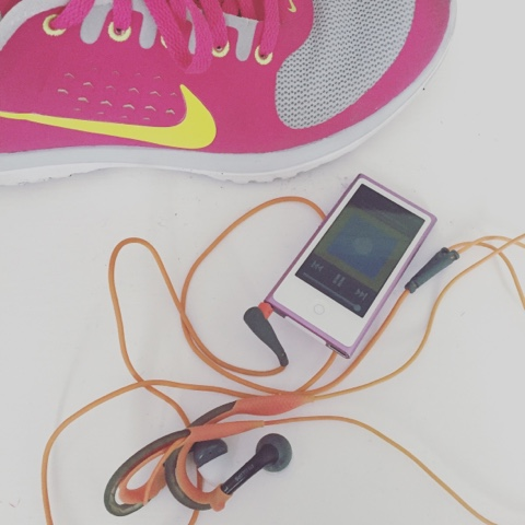 trainers and nano for working out