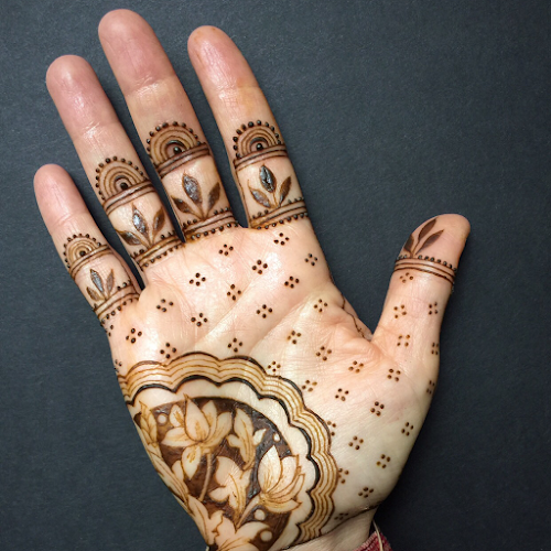 Mehndi NYC - Henna Design and Education images, pictures