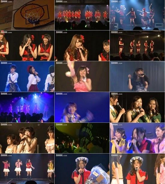 """(LIVE)(公演) SKE48 チームKII """"ラムネの飲み方"""" 古川愛李の生誕祭 141221"""