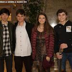 52: Entrega de Premios del 3er Concurso Internacional de Guitarra Alhambra 2015, en el Palau de la Música de Valencia.