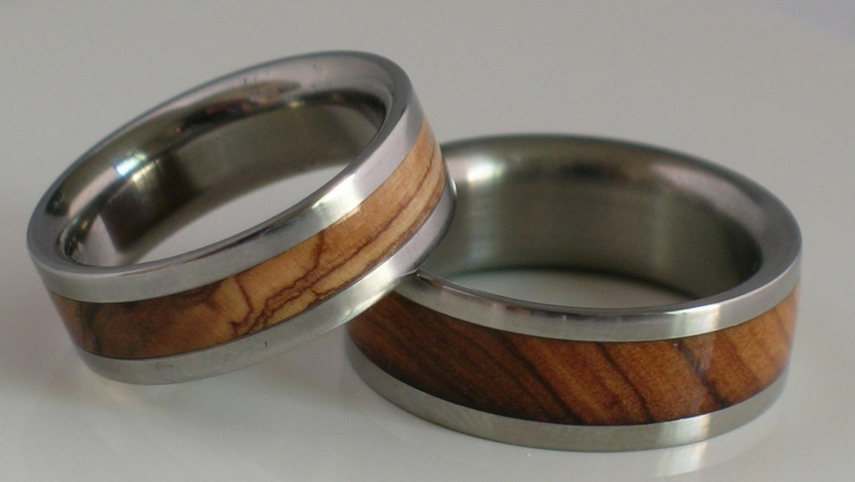 hawaiian wood and titanium