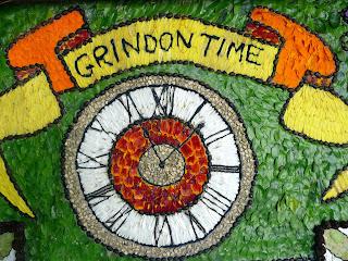 Grindon Time - Grindon Well Dressing