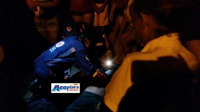 Urgente: Homicídio a bala em Acopiara