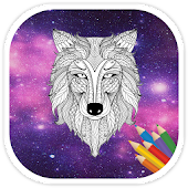 Game Animal Mandala Coloring Pages for Kids && Adult APK for Windows Phone