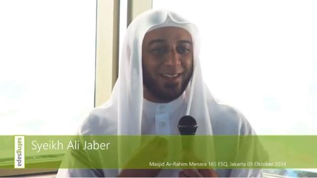 Meluruskan Fatwa Syekh Ali Jaber Yang Salah Memahami Tentang Qurban