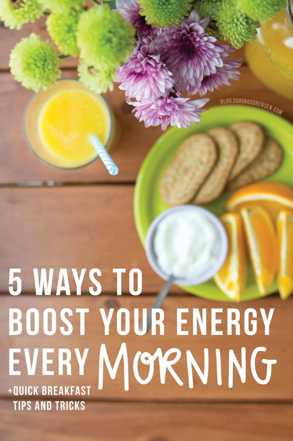 5 Ways to Boost Your Energy in the Mornings #shop #cbias