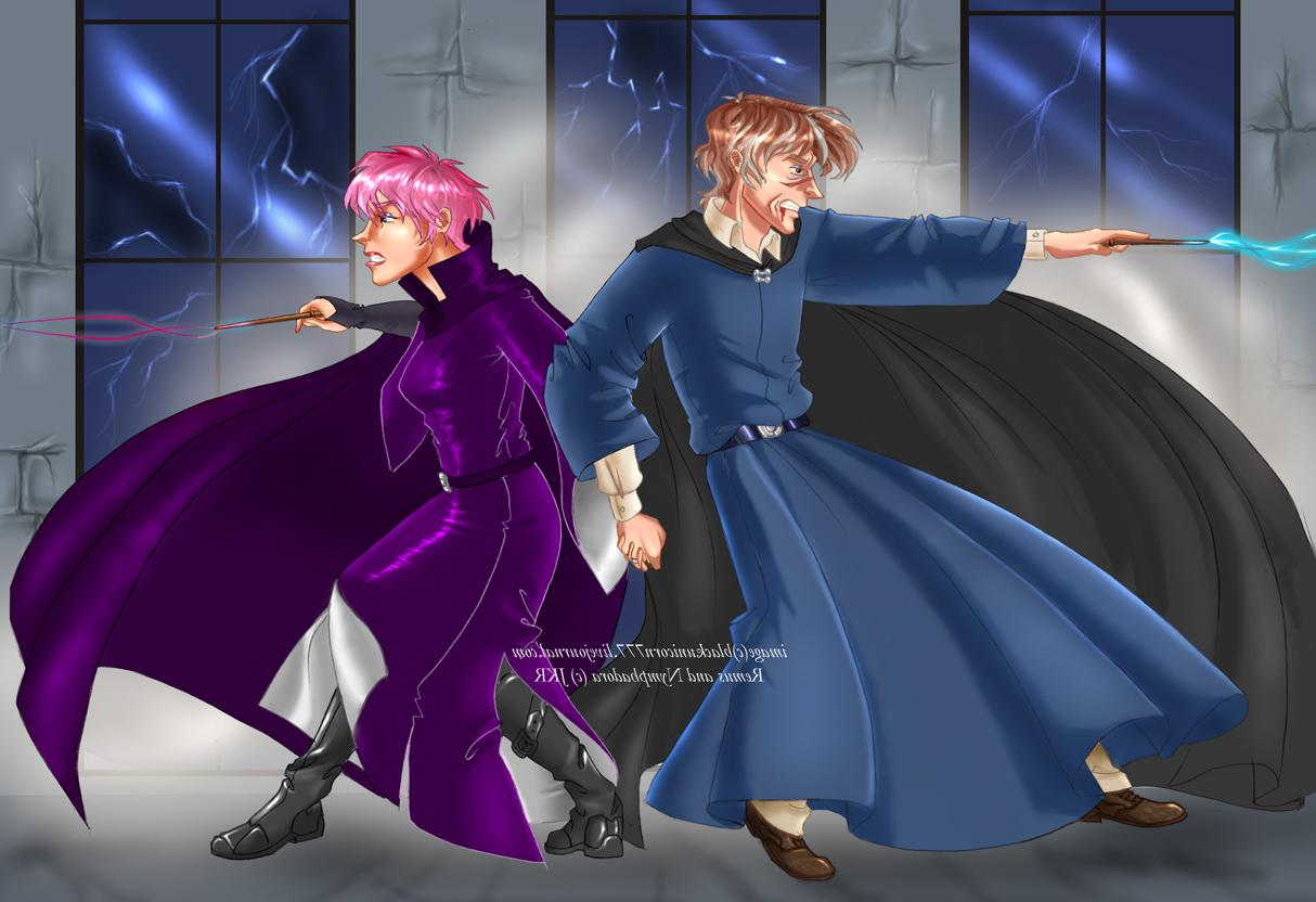 Battle of Hogwarts  They