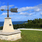 Weather Vane at Gibbs Hill Lighthouse - West End, Bermuda