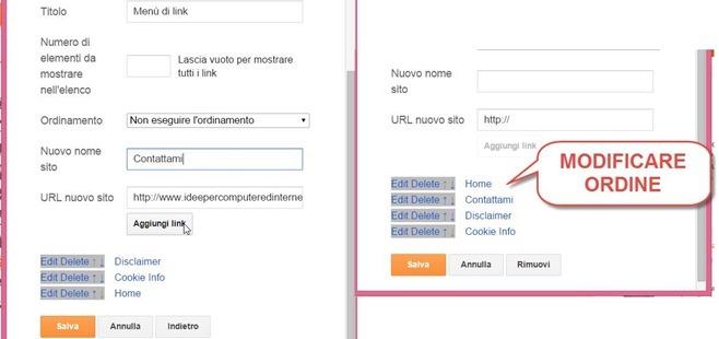 configurazione-elenco-link