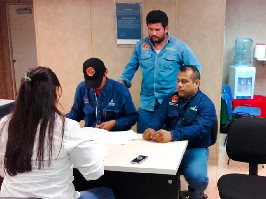 Pacific les cobra a los trabajadores su salida de Campo Rubiales
