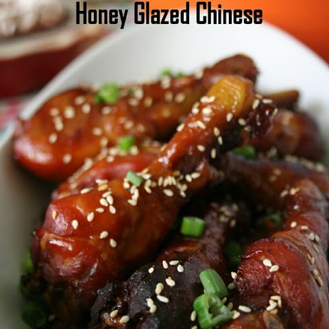 Honey Glazed Chinese Chicken