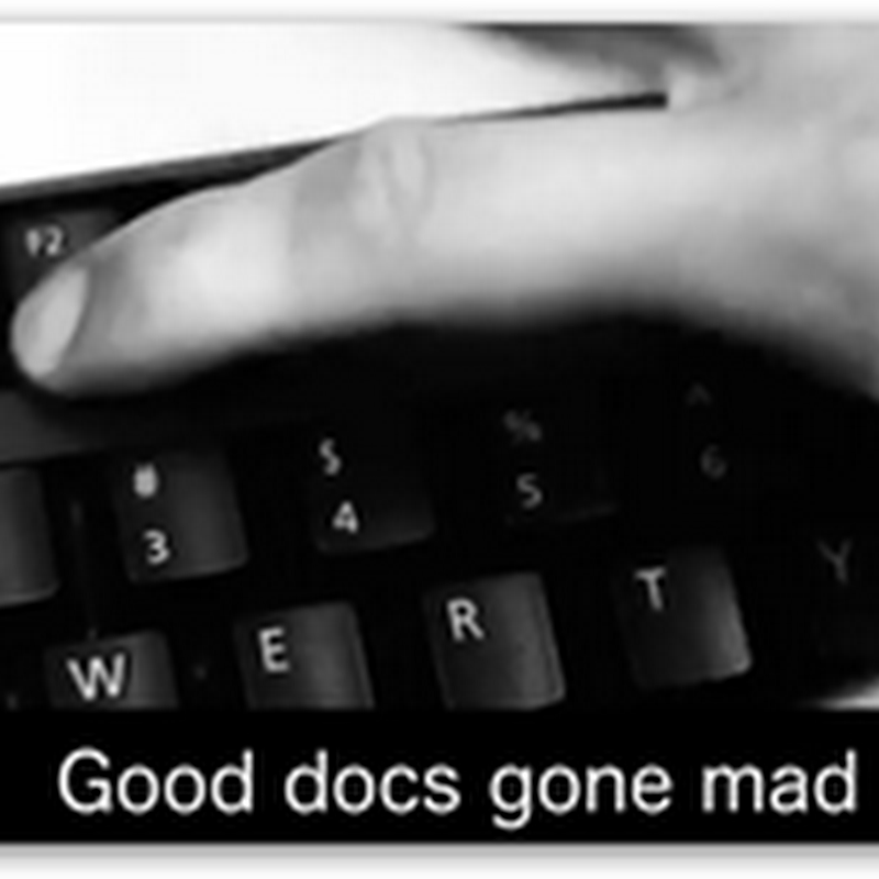 "EHR State of Mind"" 30 Clicks for An Ambien, Crappy Software Some Vendor Made Us"" Video"